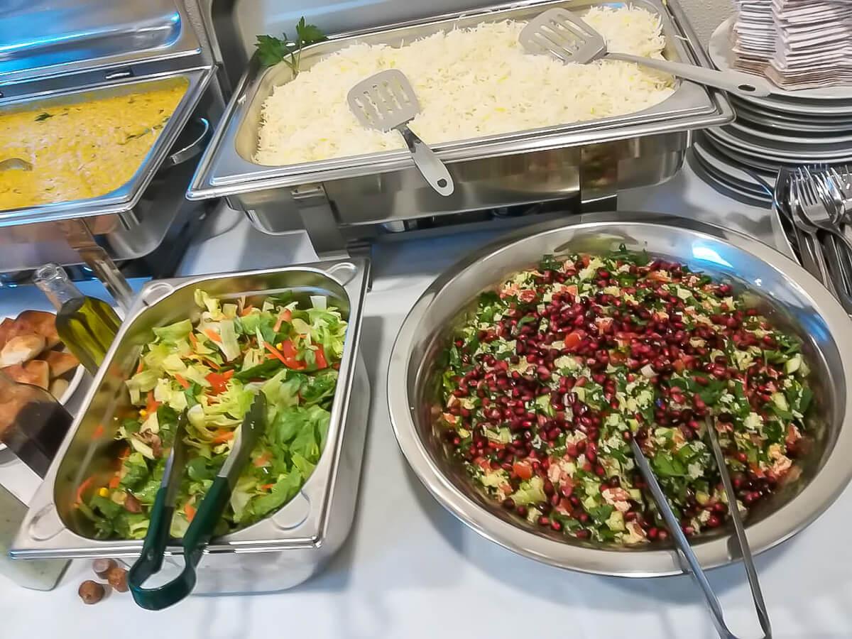 Fleischfrei Catering Service